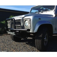 Land Rover Defender Tubular Winch Bar