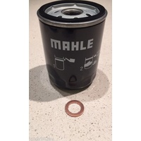 Land Rover Defender/Discovery TD5 Oil Filter MAHLE + Free Sump Washer