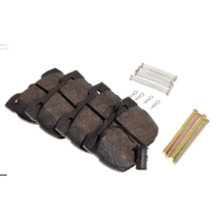 Land Rover Discovery 1 Front Brake Pads And Perentie 6x6 - Rear Pads Genuine