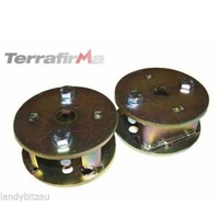 Terrafirma 90/110/130/D1/RRC and D2 Spring Spacers Pair