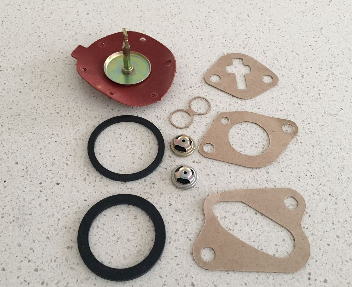 Land rover Series 2/2A - Earlt S3 Fuel Pump Repair Kit