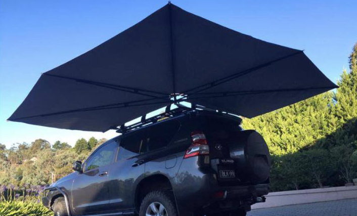 Hannibal 270 Degree Awning 4x4 Awning Review 4wd Awnings