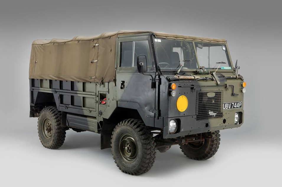 Perentie & Military Images