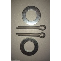 Land Rover Series 2/3 Shock absorber Split pins & Washers