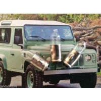 Land Rover Perentie/Defender Dash Bulbs 3