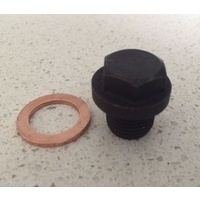 Land Rover Defender & Discovery TD5 Sump Plug & Washer New Type Washer