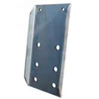 Land Rover Series 2/3 Extended Tow Drop Plate