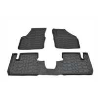 Land Rover Freelander 2 Front & Rear Rubber Mats
