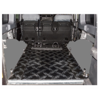Land Rover Defender Puma 110 Sound Deadening Kit Rear Floor