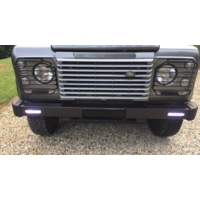 Land Rover Defender Bumper with Integrated LED Lights