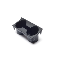 Land Rover Defender Cup Holder Insert for Cubby Box GENUINE