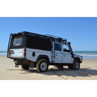 Land Rover Defender 130 - Hannibal Safari Roof Racks