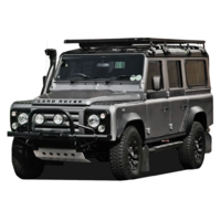 Land Rover Defender 110 Slimline II Roof Rack Kit - Front Runner