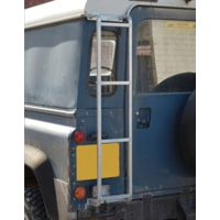Land Rover Defender & Series Galvanised Rear Ladder