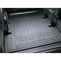 Land Rover Defender 90 Rear load space rubber floor mat GENUNE