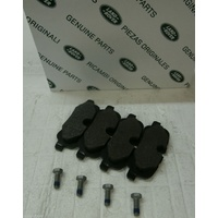 Land Rover Freelander Genuine Rear Pads