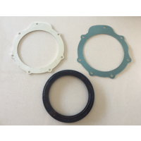 Land Rover Defender/Perentie/D1/RRC Swivel Oil Seal  Gasket & Retainer Ring