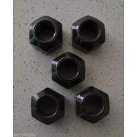 Land Rover Series3/Defender/Perentie/D1 & RRC Wheel Nuts X5