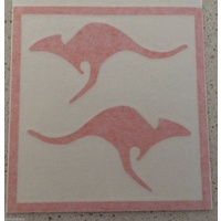 Land Rover Perentie Kangaroo Decal