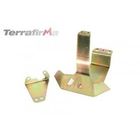 TERRAFIRMA REAR DIFFERENTIAL GUARD FOR DEFENDER 90 1983 ONWARDS TF846