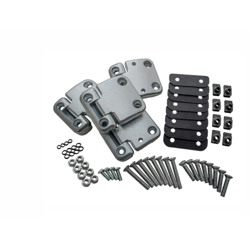 Land Rover Defender/Perentie/Series 3 Front Door Hinge Kit DA1070