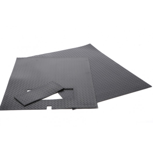 Land Rover - 80 Acoustic Load Mat with Spare Wheel Cut Out