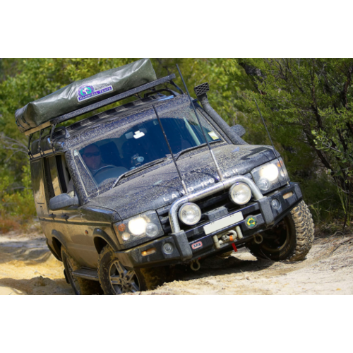 Land Rover Discovery 1 & 2 - Hannibal Safari Roof Racks