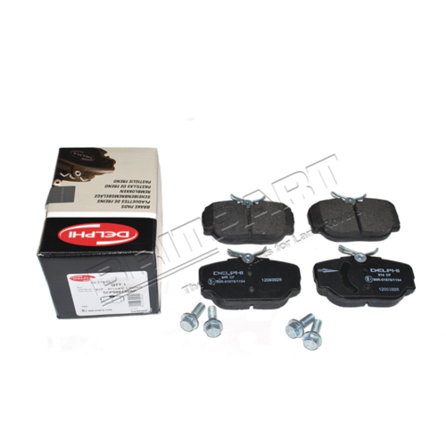 Land Rover Discovery 2 Rear Brake Pad Set DELPHI